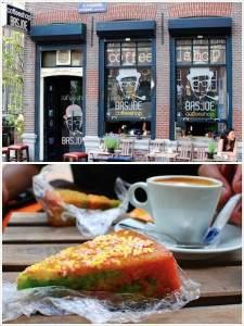 Coffeeshop Basjoe in Amsterdam
