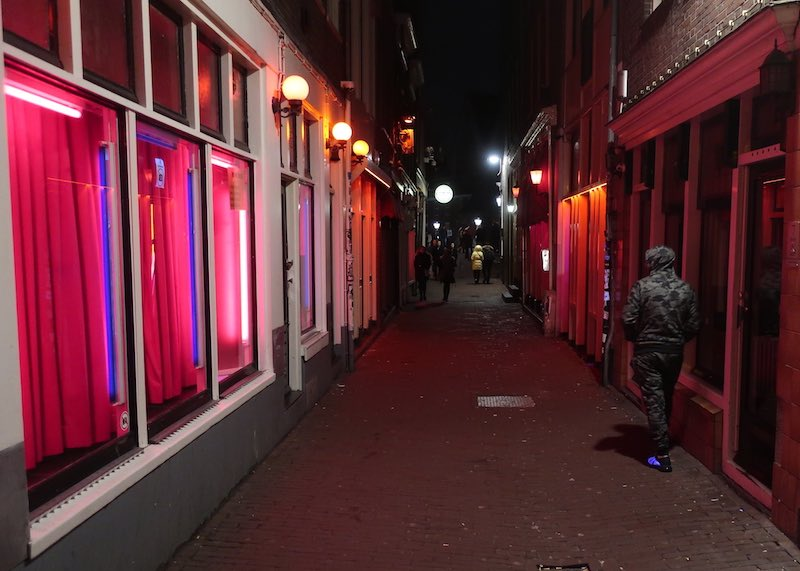 Interview With A Male Prostitute In Amsterdam -Amsterdam Red Light District Tours-4747