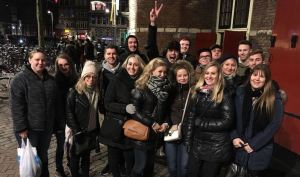 Red Light District Questions Tour Group