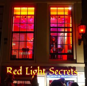 Amsterdam Red Light District museum