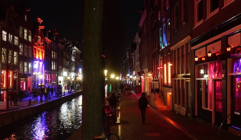 red light district questions what hours is the Red Light District open