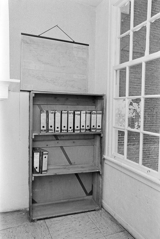 Anne Frank House closet closed