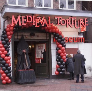 Amsterdam's Medieval Torture Museum