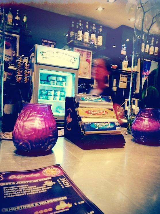 Coffeeshop Hunter's in Amsterdam