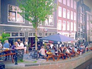 Restaurant Mata Hari in Amsterdam