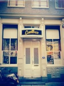 Karaoke bar Casablanca in Amsterdam's red light district