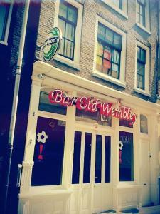 Bar Old Wembley in Amsterdam