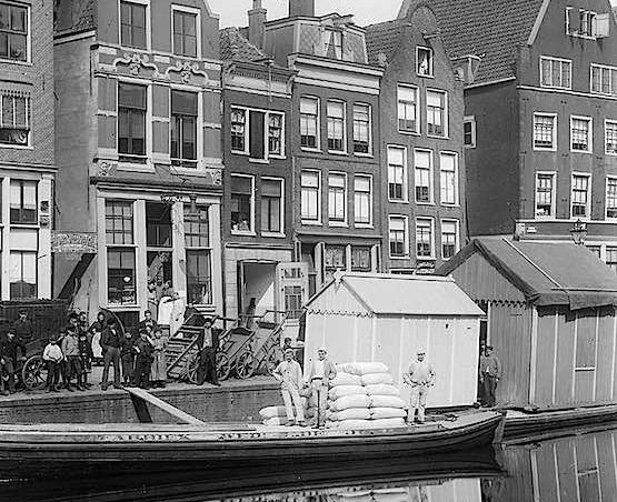history behind red light district