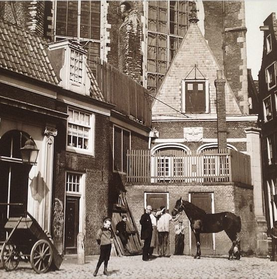 The Red Light District in 1894