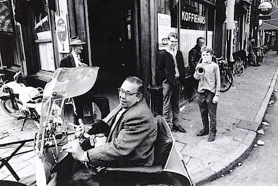 Amsterdam Red Light District Zeedijk Coffeeshop Jolly Joker 1963