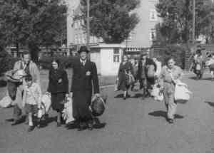 Red Light District During Second World War