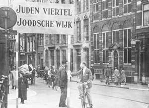 Red Light District History During The Second World War