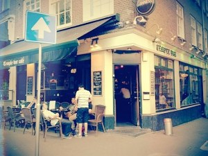 Temple Bar Cafe in Amsterdam