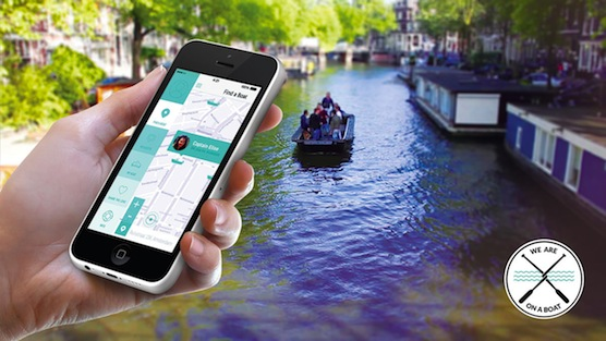 10 tips for hot summer days in Amsterdam. Amsterdam's Boat Sharing App: We are on a Boat