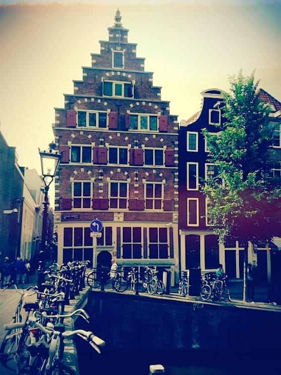 The Salvation Army in the Red Light District in Amsterdam