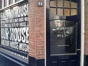 Mary Go Wild store in Amsterdam