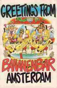 The Bananenbar Postcard