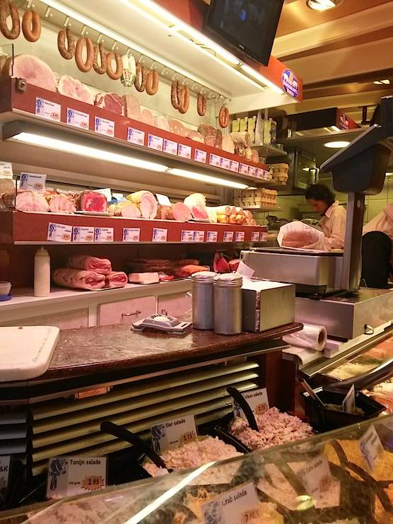 Butcher Vet in Amsterdam offer a great variety in meat!