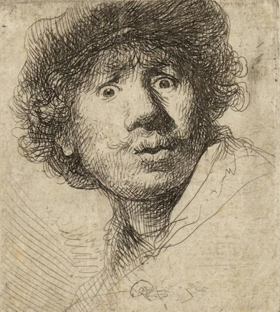 pictures of rembrandt van rijn