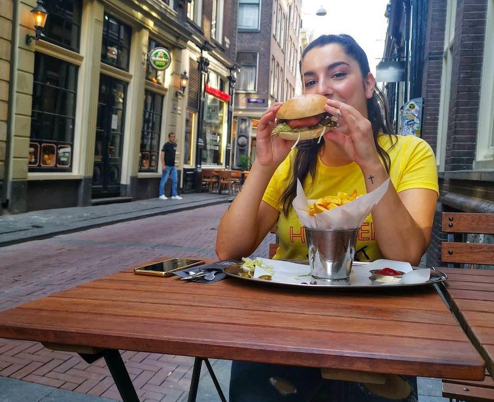 burgers amsterdam cheap