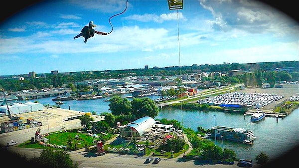 Bungee Jump Amsterdam North