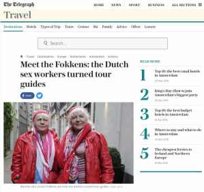 About us: The Telegraph - Meet the Fokkens