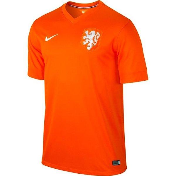 NIKE Netherlands Football Shirt Dutch Soccer