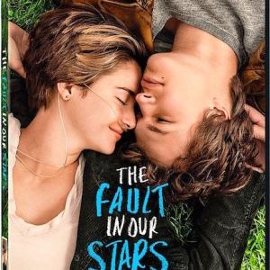 The Fault In Our Stars DVD Amsterdam Movie