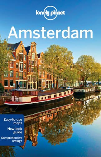 Lonely Planet Amsterdam 2016 Travel Guide Buy