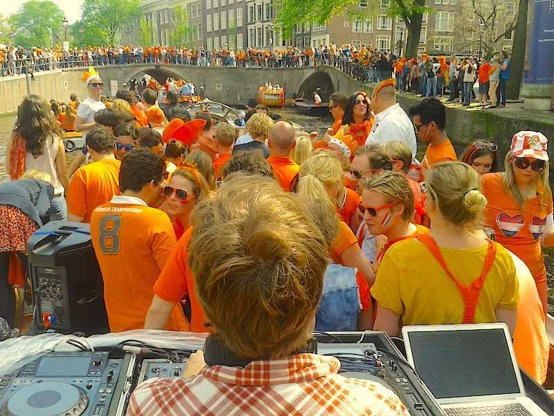 10 Tips For Kings Day 2016 In Amsterdam