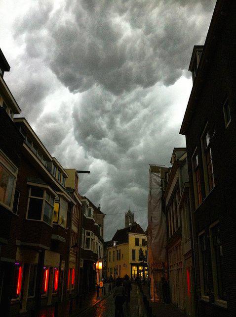 Netherlands City of Utrecht Ends Prostitution