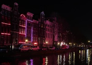 TripAdvisor Amsterdam Red Light District reviews