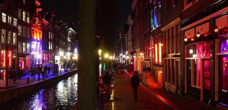 Tripadvisor Amsterdam Red Light District
