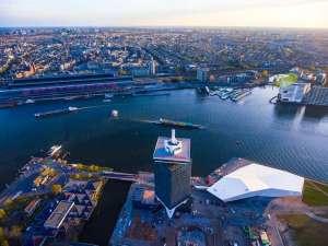 A'dam Tower Lookout Deck Amsterdam