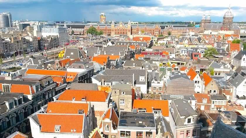 Best Hotels Near Red Light District Amsterdam