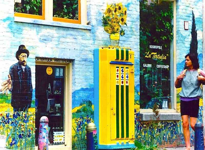 History Amsterdam Cannabis Coffeeshops