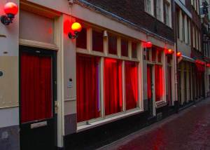 Dutch political positions on prostitution.