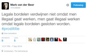 Boyfriend Amsterdam Window Prostitute Interview