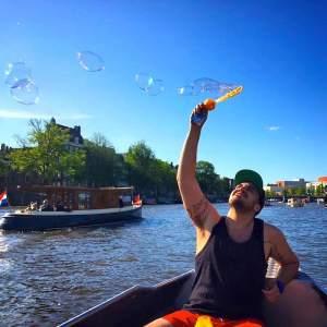 Amsterdam Boat Rental