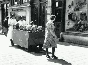 Amsterdam Salvation Army 1950's