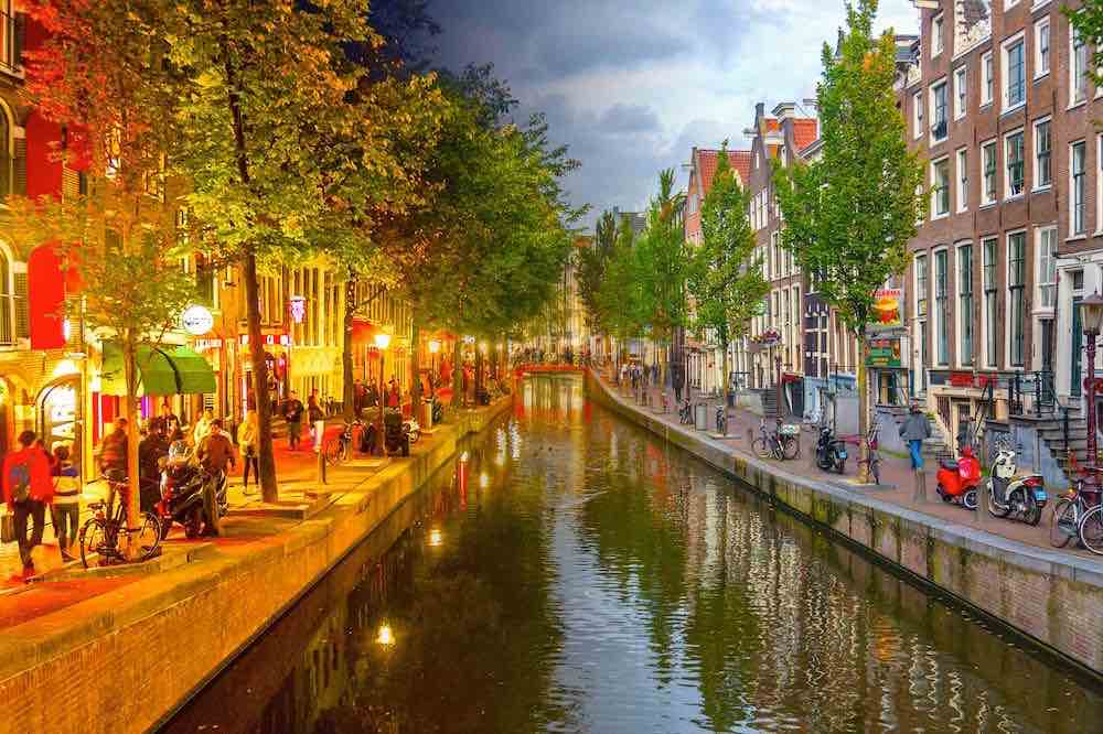 New Amsterdam Red Light District Rules Amsterdam Red