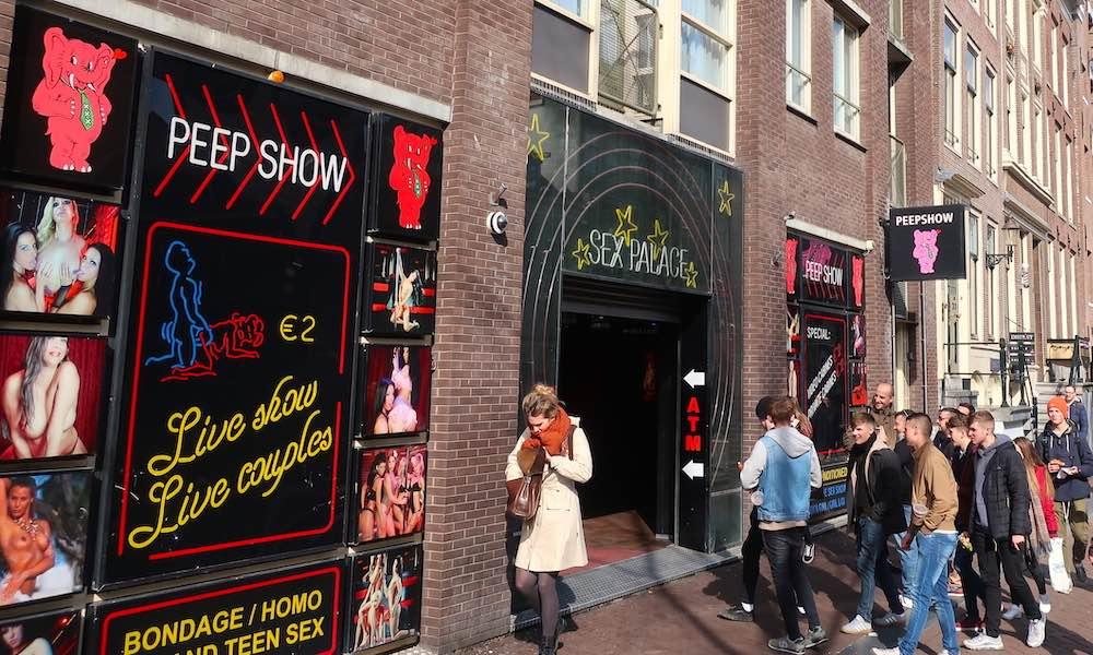 Male Sex Worker Amsterdam