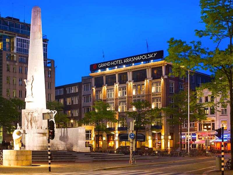 Amsterdam Red Light District Prices for Hotels