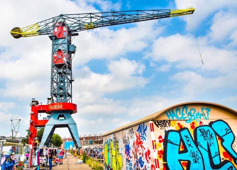 Amsterdam Bungee Jump Price