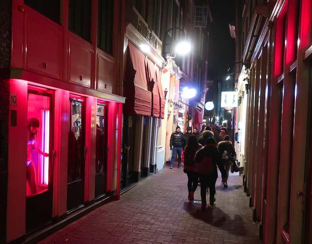 Call girl Amsterdam