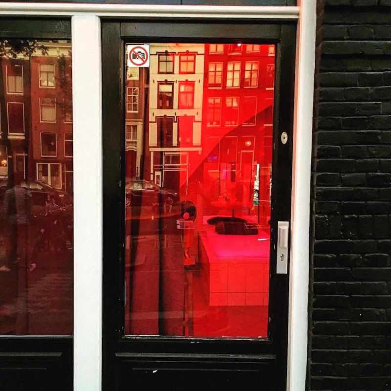 Red Light District Amsterdam Prostitution Policies