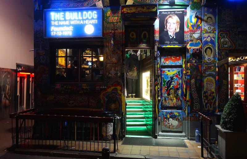 Amsterdam drug laws Coffeeshops
