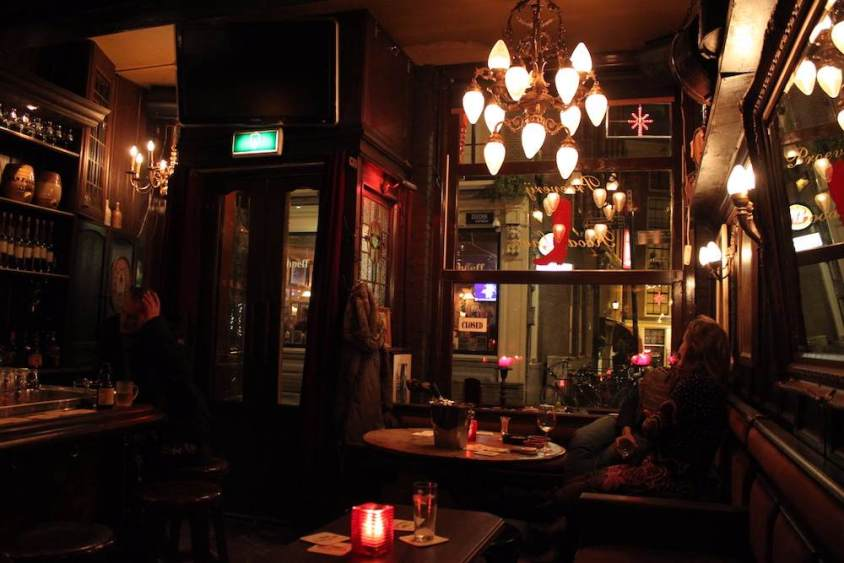 Best Red Light District bars