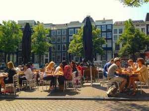 Netherlands Amsterdam Safety Rating World