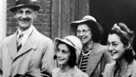 Anne Frank Cold Case Frank Family